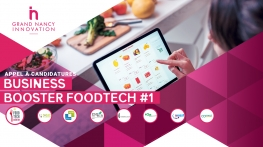 Appel à candidatures Business Booster FoodTech #1