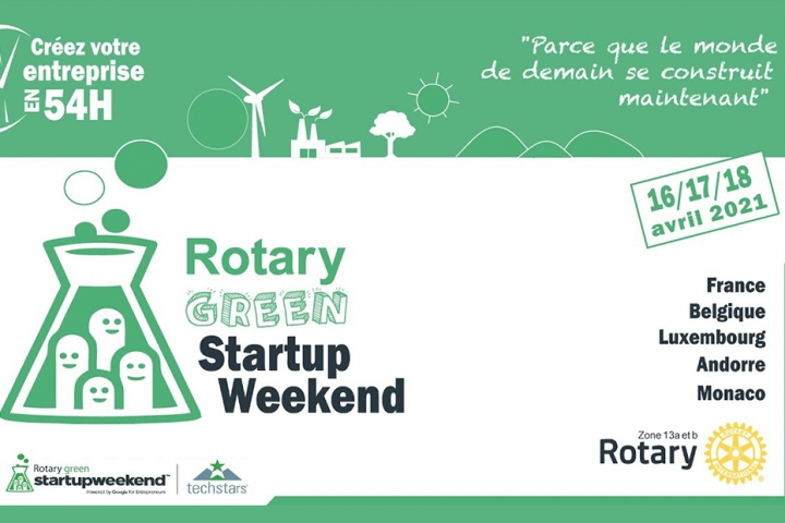 Rotary Green Startup Weekend